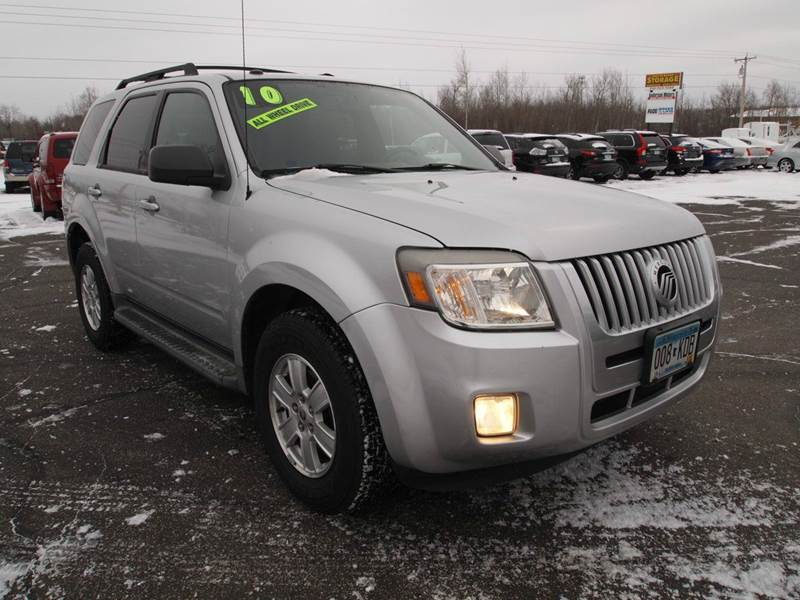 2010 mercury mariner awd i4 4dr suv in duluth mn Anderson motors llc