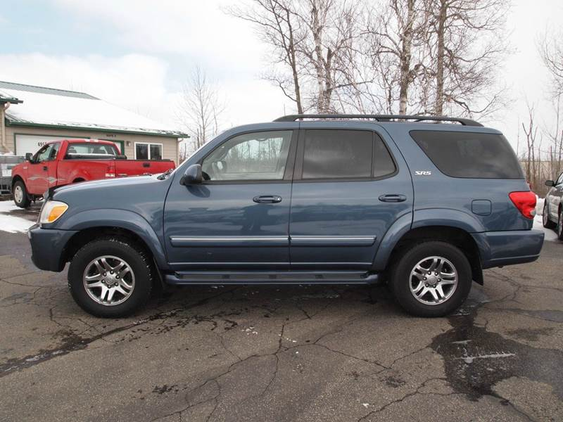2006 toyota sequoia sr5 4dr suv 4wd in duluth mn anderson motors. Black Bedroom Furniture Sets. Home Design Ideas