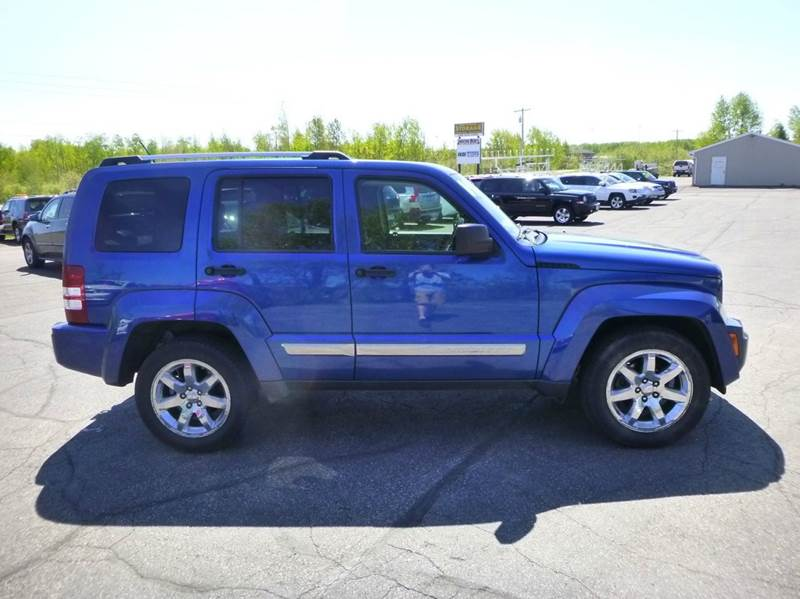2009 jeep liberty 4x4 limited 4dr suv in duluth mn Anderson motors llc