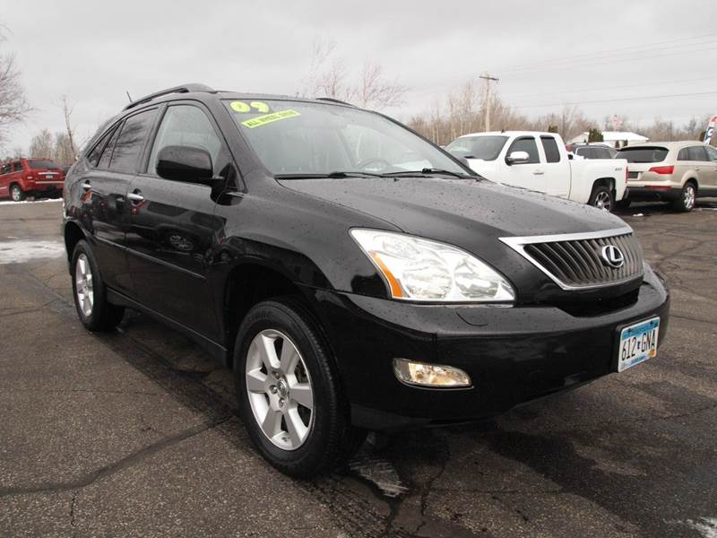 2009 Lexus Rx 350 Awd 4dr Suv In Duluth Mn Anderson Motors