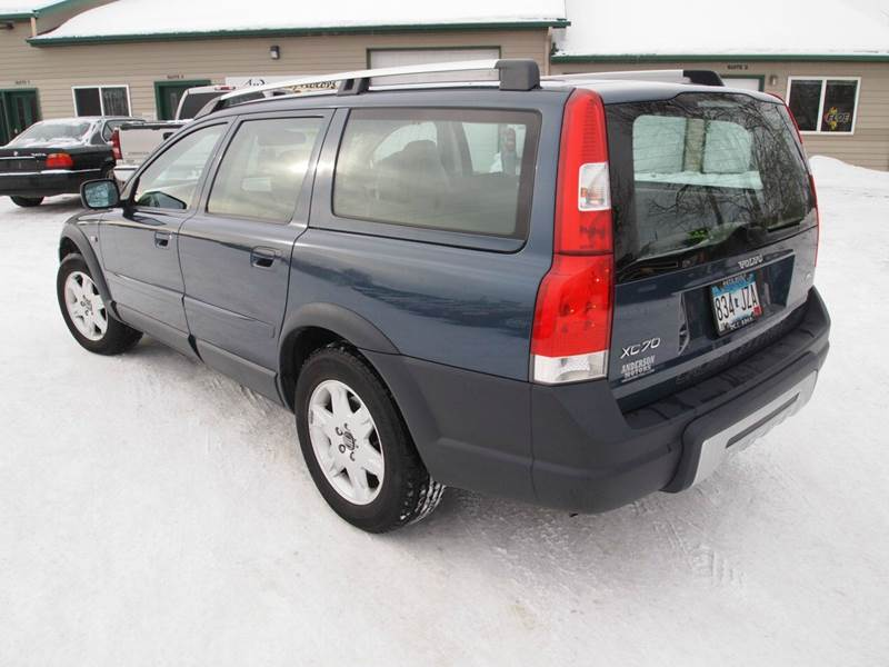 2005 volvo xc70 awd 4dr turbo wagon in duluth mn Anderson motors llc