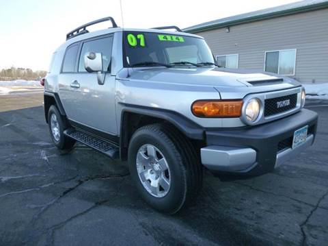 2007 Toyota FJ Cruiser for sale in Duluth, MN