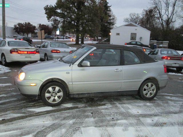 2002 Volkswagen Cabrio for sale in Columbus OH