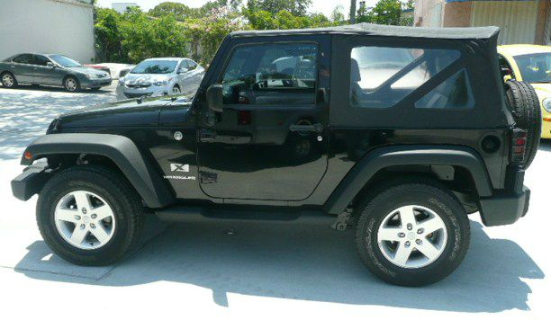 2007 Jeep Wrangler for sale in FORT LAUDERDALE FL