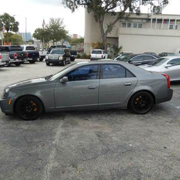 2005 Cadillac CTS for sale in Fort Lauderdale, FL