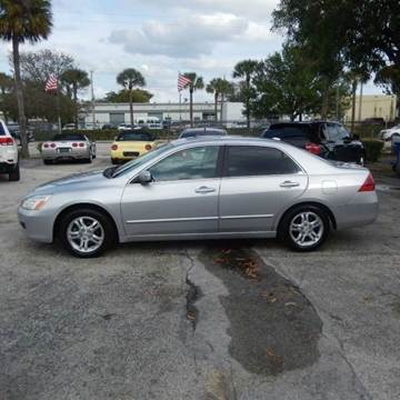 2007 Honda Accord for sale in Fort Lauderdale, FL