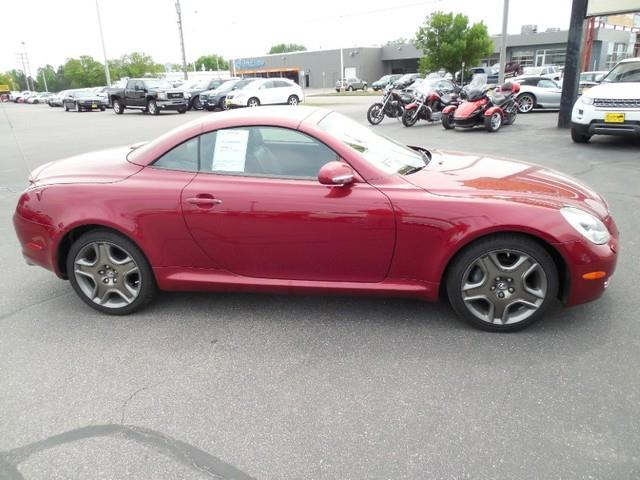 Used 2006 lexus sc 430 base 2dr in rochester mn at kuehn for Kuehn motors rochester mn