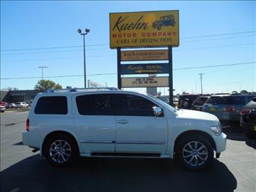 Infiniti qx56 for sale minnesota for Kuehn motors rochester mn