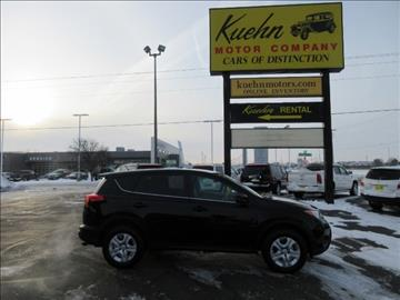 Toyota for sale rochester mn for Kuehn motors rochester mn