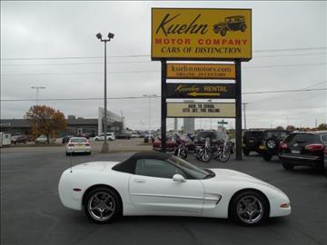 1998 Chevrolet Corvette For Sale Belvidere Nj