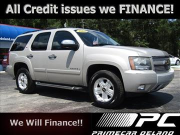 2008 chevrolet tahoe for sale in deland fl. Cars Review. Best American Auto & Cars Review