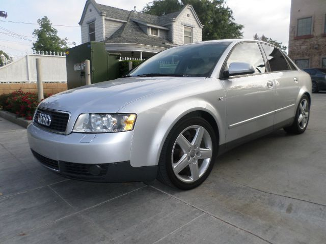 2003 AUDI A4 18T QUATTRO AWD 4DR SEDAN silver abs - 4-wheel anti-theft system - alarm cd chang