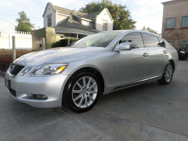 2006 LEXUS GS 300 BASE 4DR SEDAN silver power sun roof power locks power windows power seats