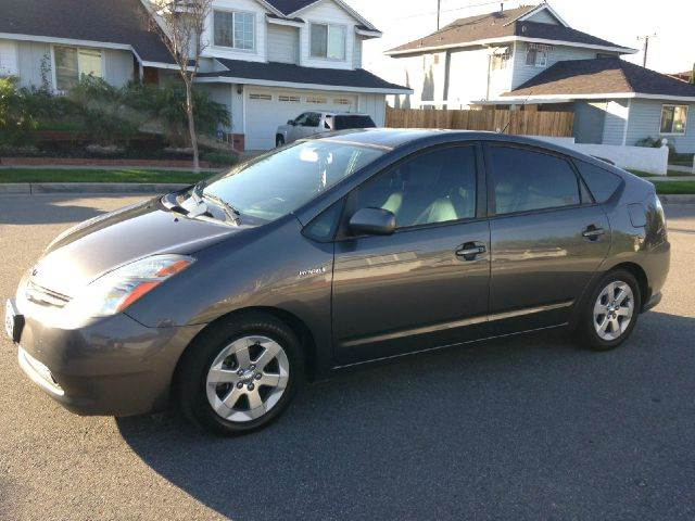 2008 TOYOTA PRIUS TOURING HATCHBACK gray super cleaninside out runs and drives great it has le