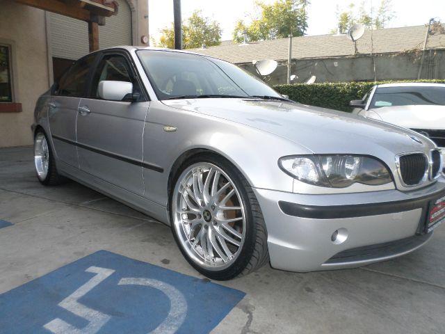 2003 BMW 3 SERIES 325I 4DR SEDAN silver power sun roof power locks power windows power seats a