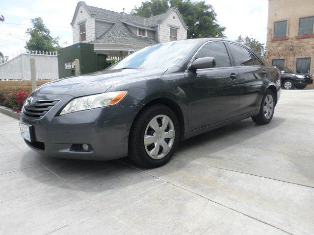 2007 TOYOTA CAMRY XLE V6 4DR SEDAN gray power sun roof navigation system air conditioning powe