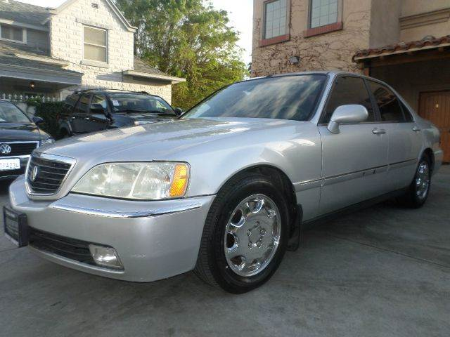2000 ACURA RL 35 4DR SEDAN silver power sun roof power windows power locks power seats heate