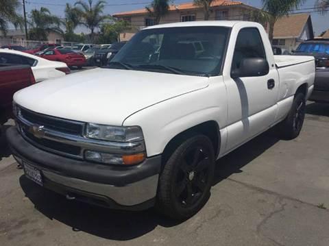 2002 Chevrolet Silverado 1500 for sale in Los Angeles, CA