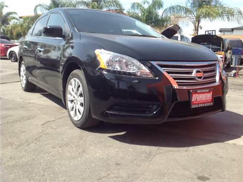 2015 Nissan Sentra for sale in Los Angeles, CA