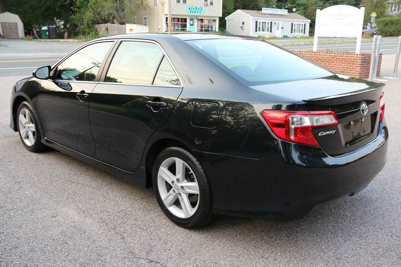 2012 toyota camry se sport limited edition 4dr sedan in whitman ma auto sales express. Black Bedroom Furniture Sets. Home Design Ideas