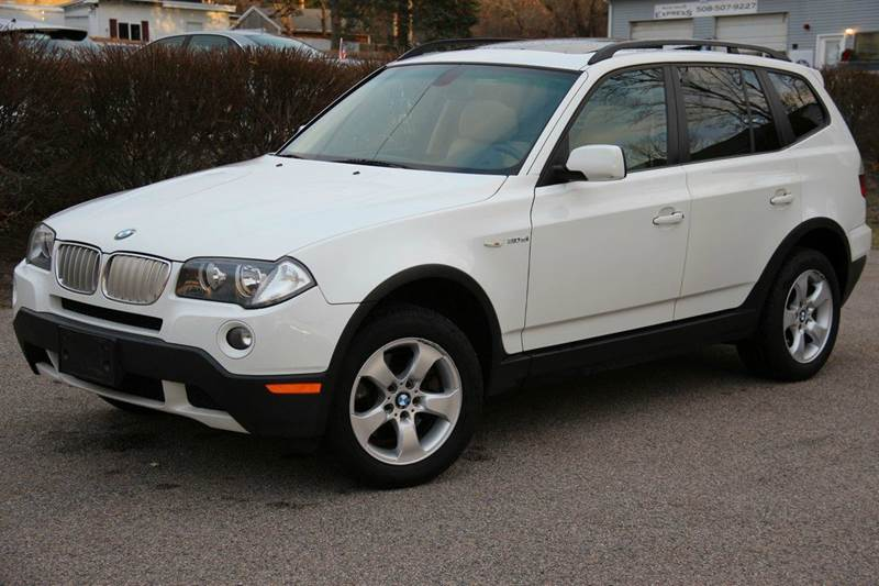 2008 bmw x3 awd 4dr suv in whitman ma auto sales. Black Bedroom Furniture Sets. Home Design Ideas