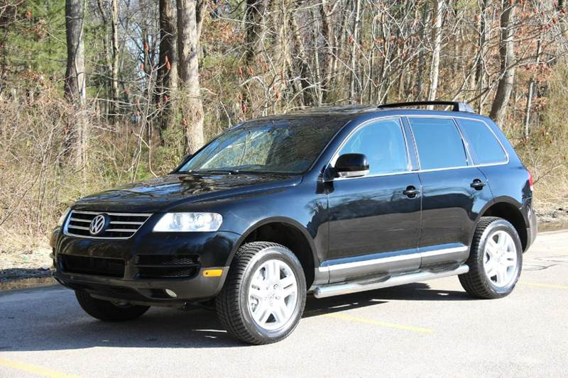 2004 volkswagen touareg awd v8 4dr suv in whitman ma auto sales express. Black Bedroom Furniture Sets. Home Design Ideas