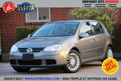 2008 Volkswagen Rabbit for sale in Whitman, MA