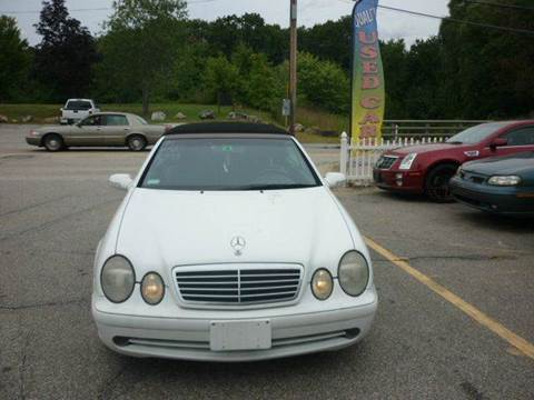 2001 Mercedes-Benz CLK for sale in Manchester, NH