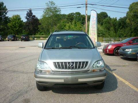 2002 Lexus RX 300 for sale in Manchester, NH