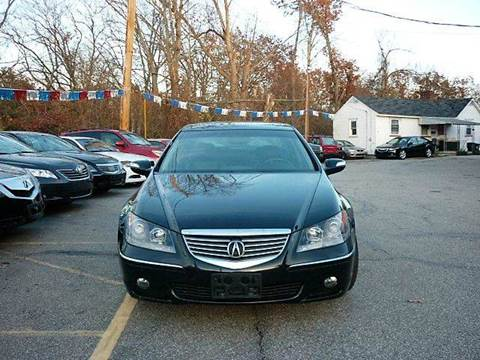 2005 Acura RL for sale in Manchester, NH