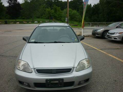 1999 Honda Civic for sale in Manchester, NH