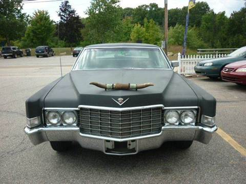 1969 Cadillac Deville Professional For Sale in Nottingham, NH ...