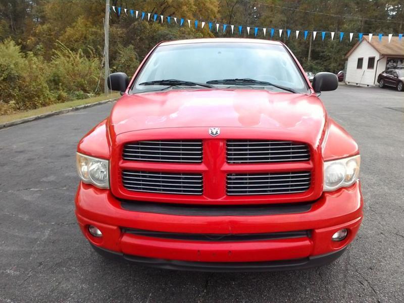 2002 Dodge Ram Pickup 1500 SLT Quad Cab Long Bed 4WD - Clarksville VA