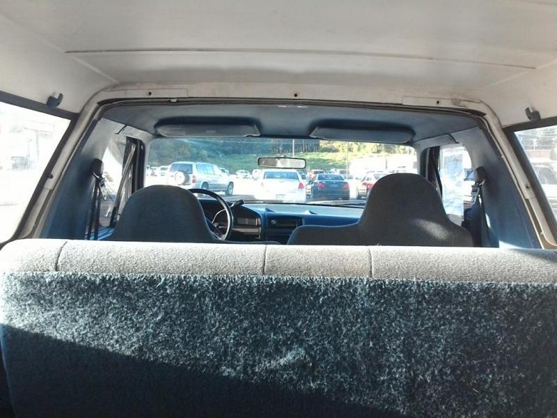 1995 Ford Bronco 2dr XL 4WD SUV - Clarksville VA