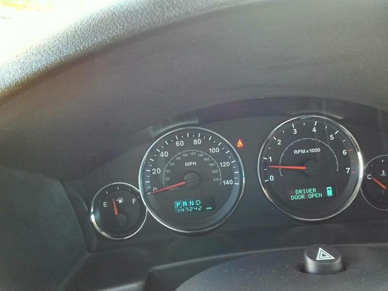 2006 Jeep Commander 4dr SUV 4WD - Clarksville VA