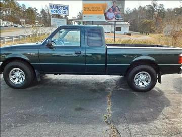 2002 Ford Ranger