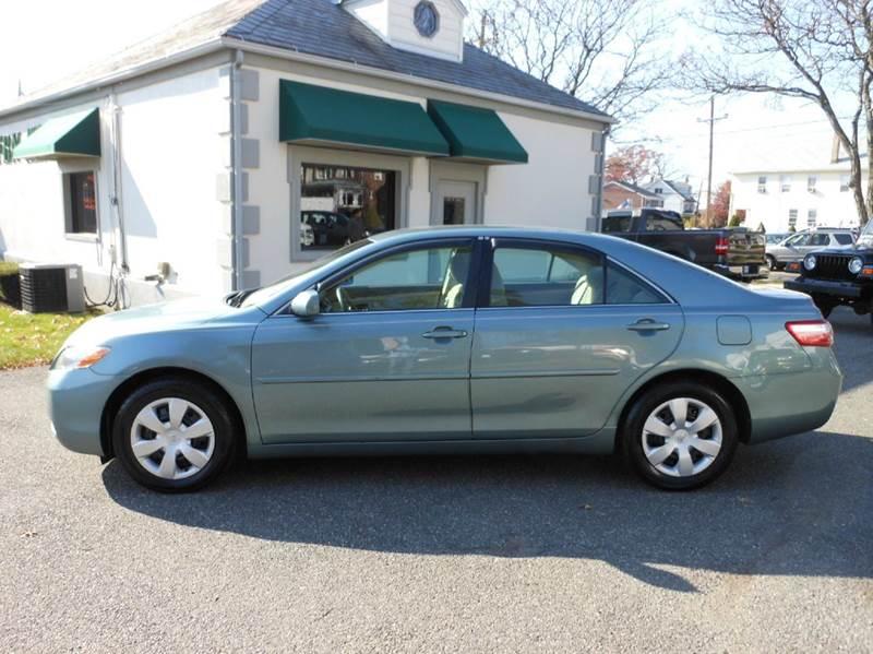 2009 Toyota Camry LE 4dr Sedan 5A - Highland Park NJ