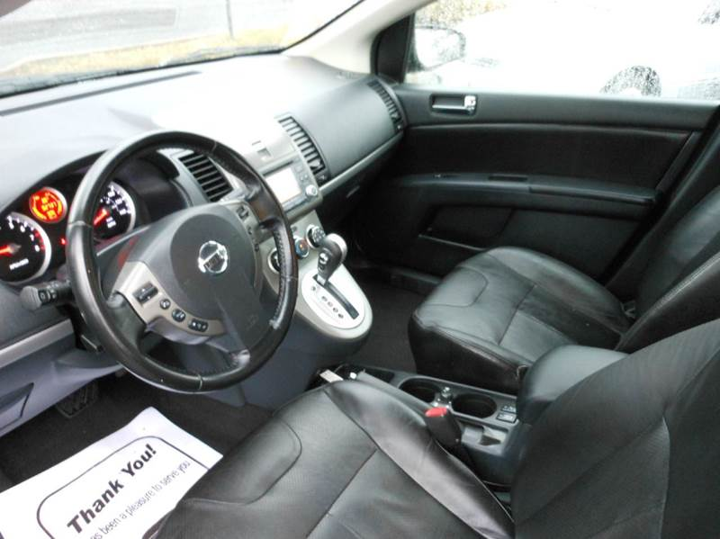 2010 Nissan Sentra 2.0 SL 4dr Sedan - Highland Park NJ