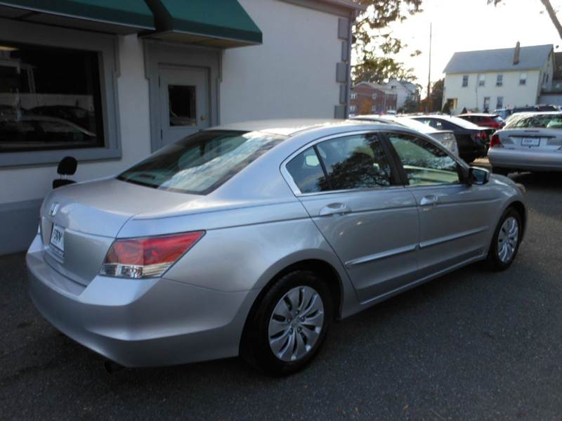 2009 Honda Accord LX 4dr Sedan 5A - Highland Park NJ