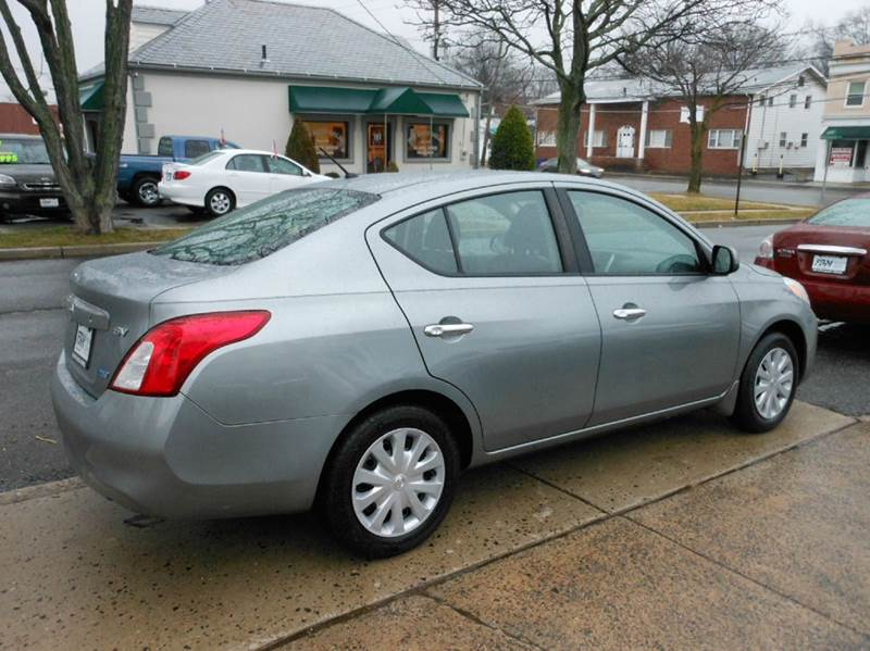 2012 Nissan Versa 1.6 SV 4dr Sedan - Highland Park NJ