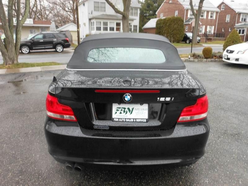 2012 BMW 1 Series 128i 2dr Convertible - Highland Park NJ