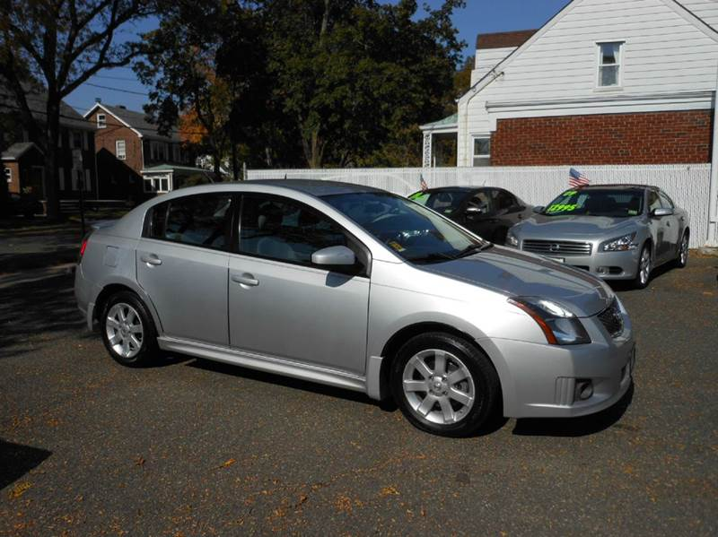 2012 Nissan Sentra 2.0 SR 4dr Sedan - Highland Park NJ