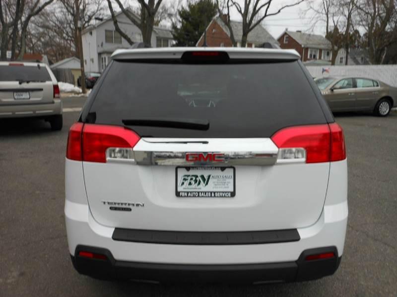 2013 GMC Terrain SLE-2 4dr SUV - Highland Park NJ