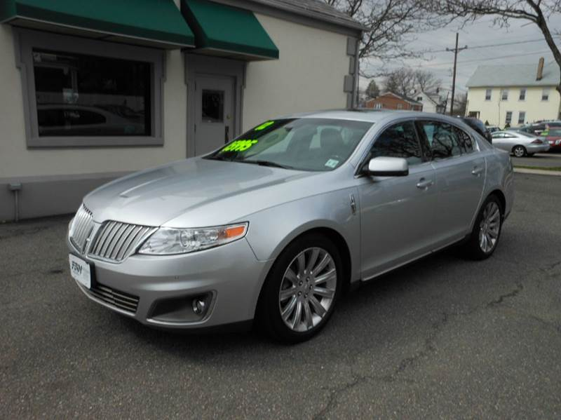 2012 Lincoln MKS AWD 4dr Sedan - Highland Park NJ