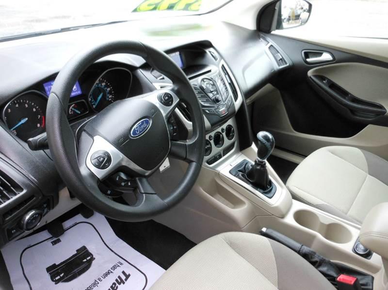 2013 Ford Focus SE 4dr Hatchback - Highland Park NJ