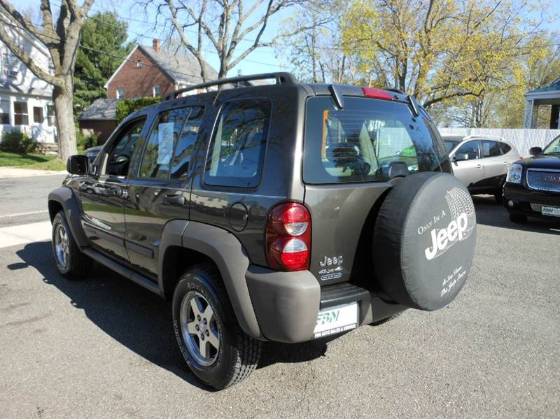 2006 Jeep Liberty Sport 4dr SUV 4WD - Highland Park NJ