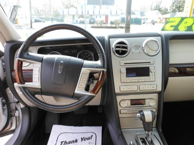 2009 Lincoln MKZ 4dr Sedan - Highland Park NJ