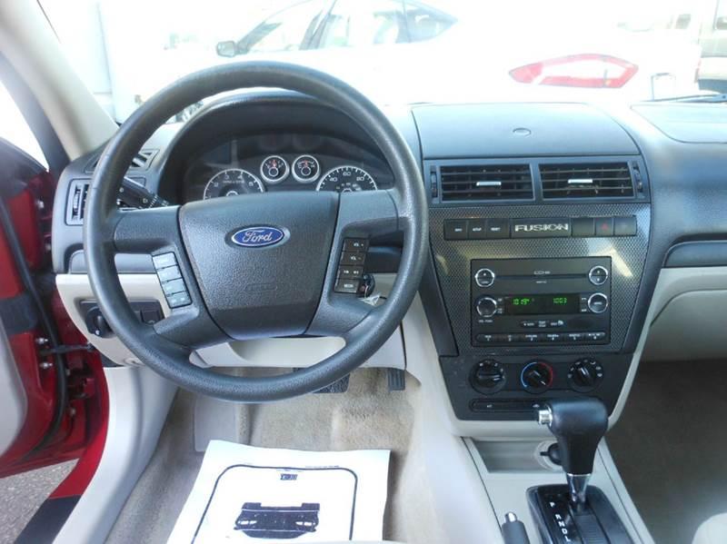 2008 Ford Fusion I4 SE 4dr Sedan - Highland Park NJ