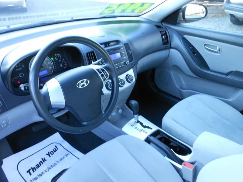 2008 Hyundai Elantra GLS 4dr Sedan - Highland Park NJ