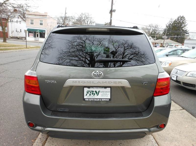 2009 Toyota Highlander 4dr SUV - Highland Park NJ